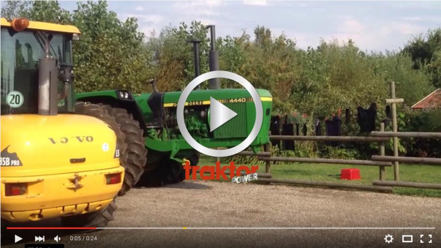 Här har du Traktor Powers mest klickade videoklipp på YouTube!