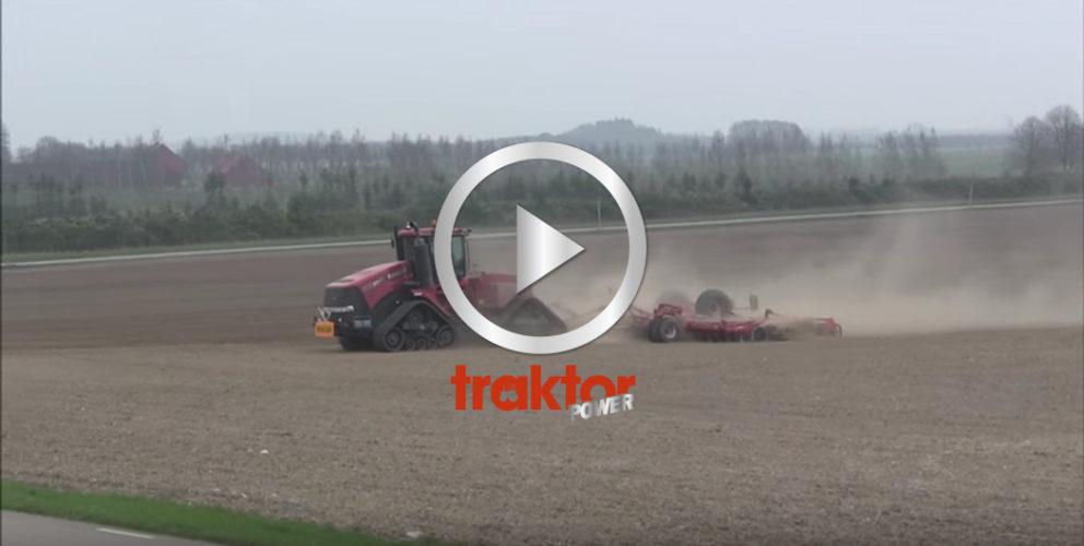 Case IH Quadtrac: Så här får du fart på jordbearbetningen!