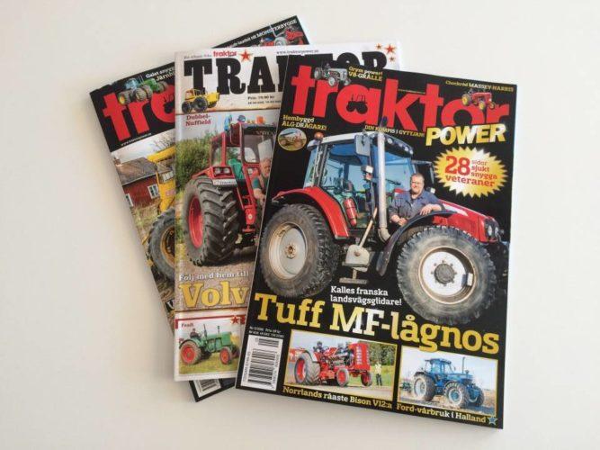 Svenska Media Docu förvärvar Traktor Power