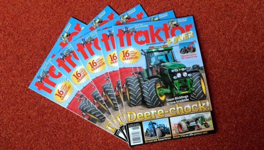 Traktor Power nummer 6