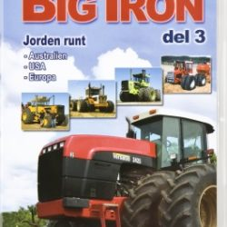 DVD Big Iron 3