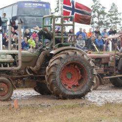 Volt i Målilla Traktor Power Weekend
