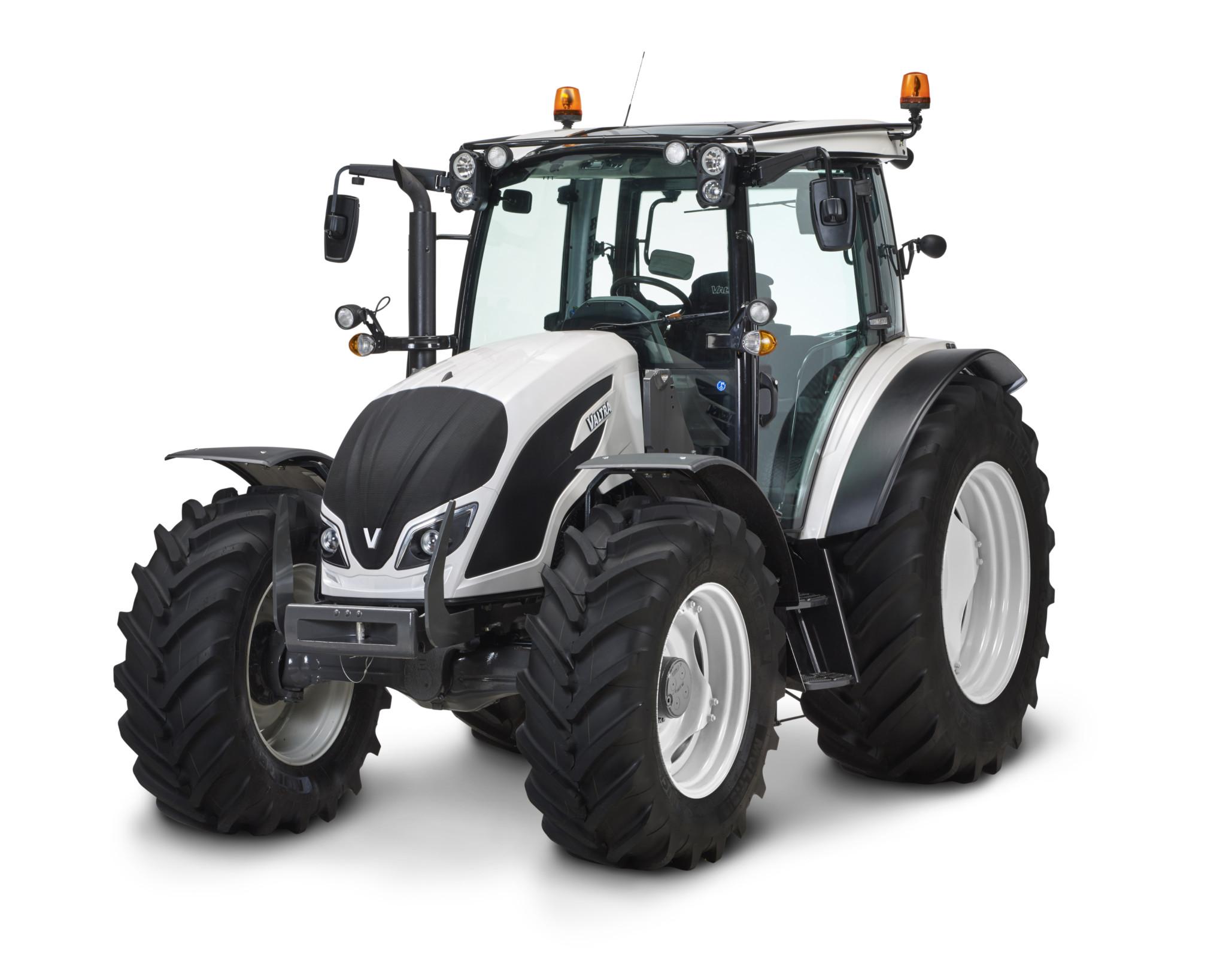 helt ny valtra a serie traktor power. Black Bedroom Furniture Sets. Home Design Ideas