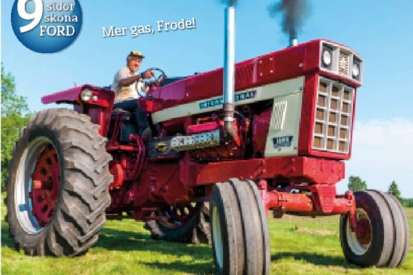 Vad tycker du om Traktor Power nr 3?
