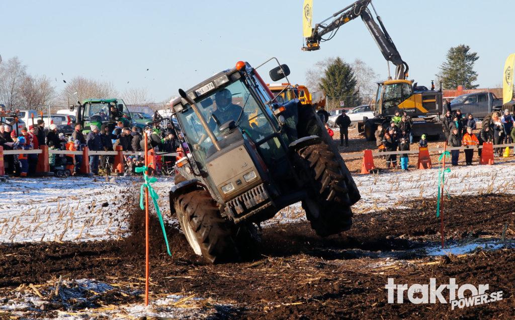 Traktorrace i Nävlinge