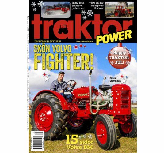 Nya Traktor Power!