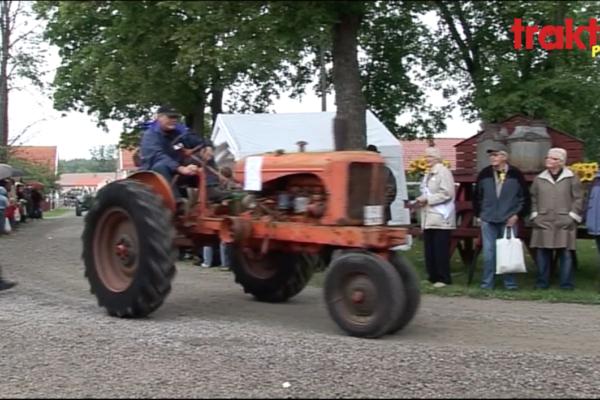 Traktorträff i Jädersbruk – Veteranfrossa