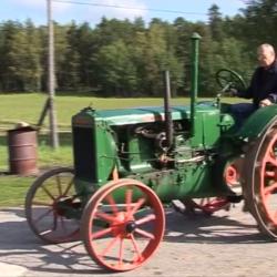 Wallis traktor!