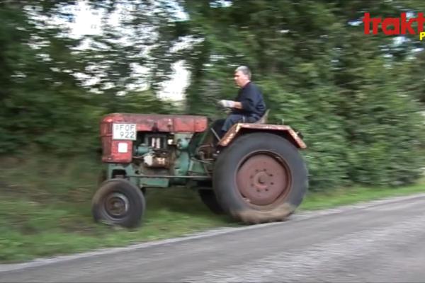 Ovanlig svensk traktor – Rola F2L-514
