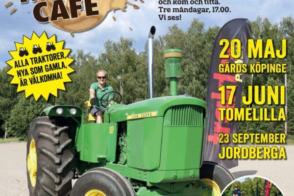 Välkomna på Traktor Power-caféer