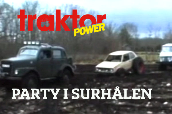 Full fart i surhålet – Party i surhålen 1