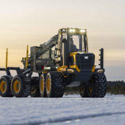 Eco Log presenterar nya F-serien