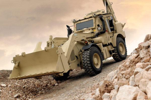 JCB säkrar militär affär