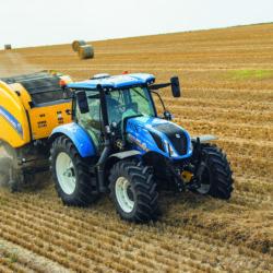 New Holland utökar T6-serien
