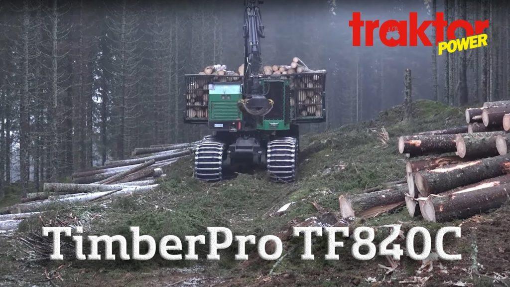Jätten TimberPro TF840C