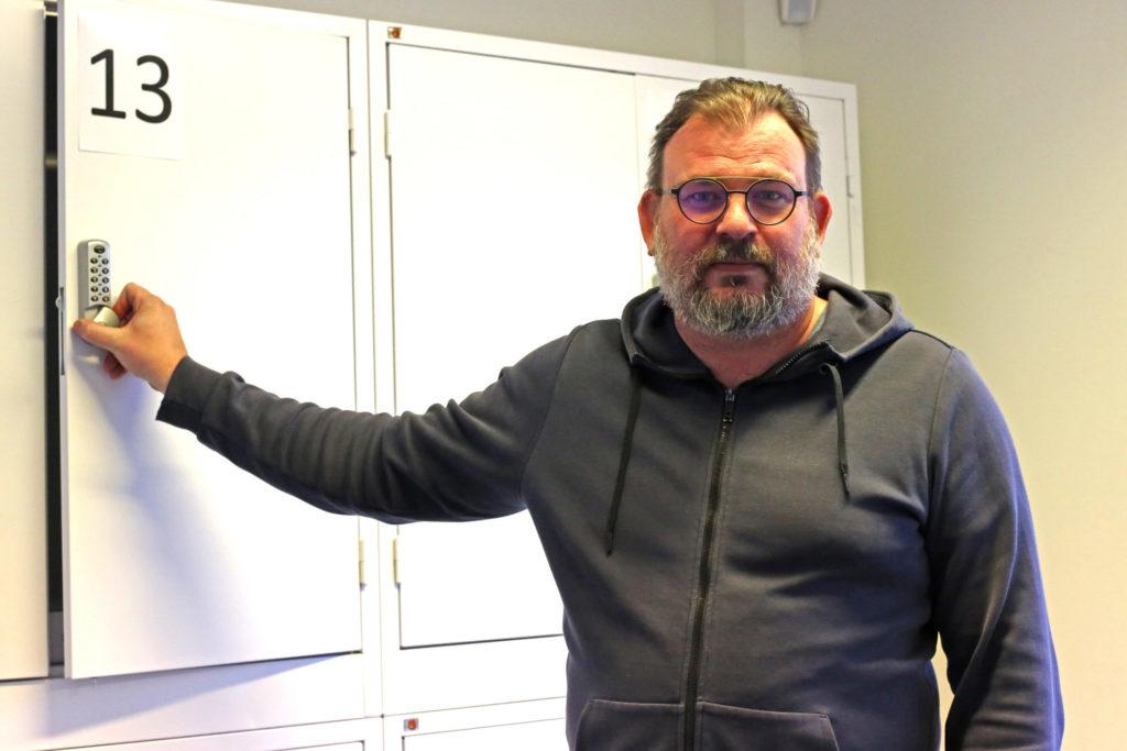 Olssons i Ellös satsar på utlämningsboxar